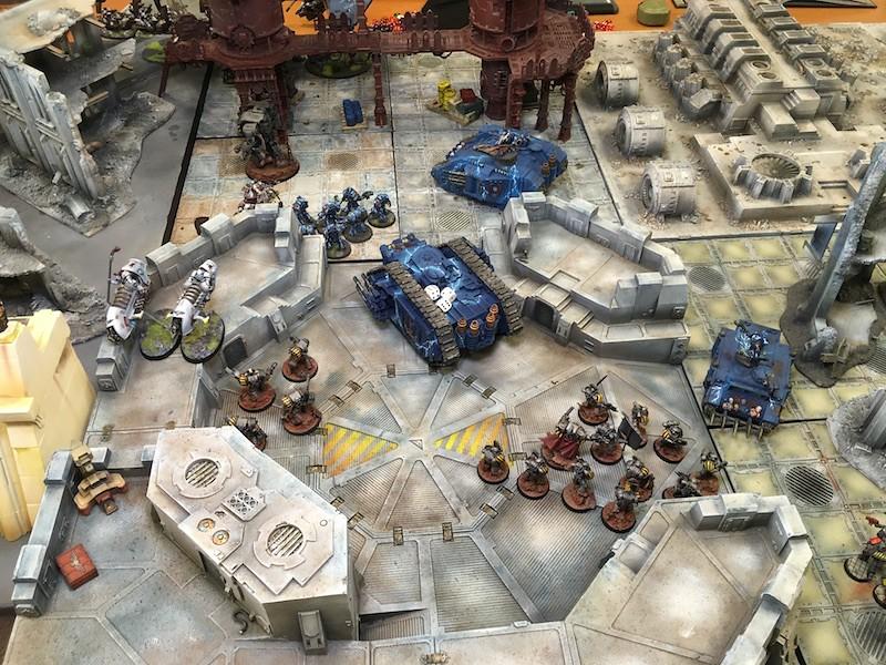 Medal of Colors Assault on Molech battle-75