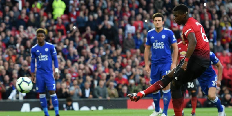 Paul Pogba Jadi Penguasa di Manchester United Era Jose Mourinho