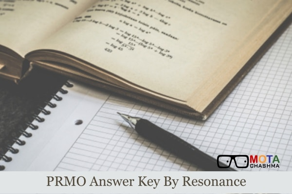 prmo answer key by resonance
