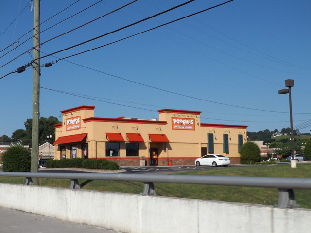 Popeyes Sevierville, TN, Fujifilm FinePix S8600 S8650 S8630