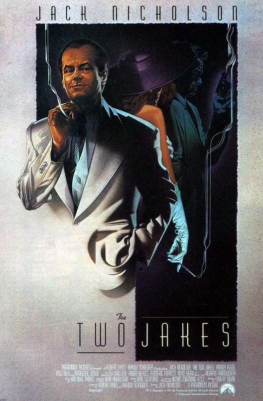 The Two Jakes - Poster 1