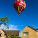 Visiting balloon