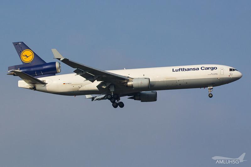 Lufthansa Cargo - MD11 - D-ALCJ (1)