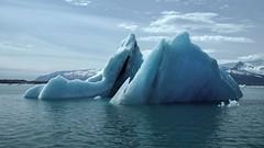 Ледниковая лагуна Йёкюльсаурлоун. Хёбн, Исландия