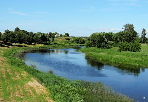 venta skrunda river landscape