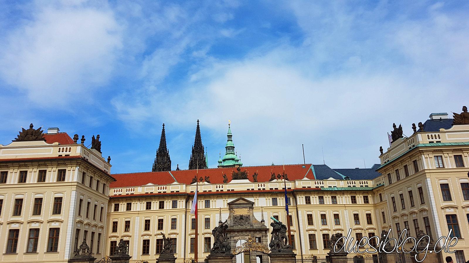 Prag Prague Praha Kleinseite Petrin Hill Strahov Burg duesiblog travelblog 14