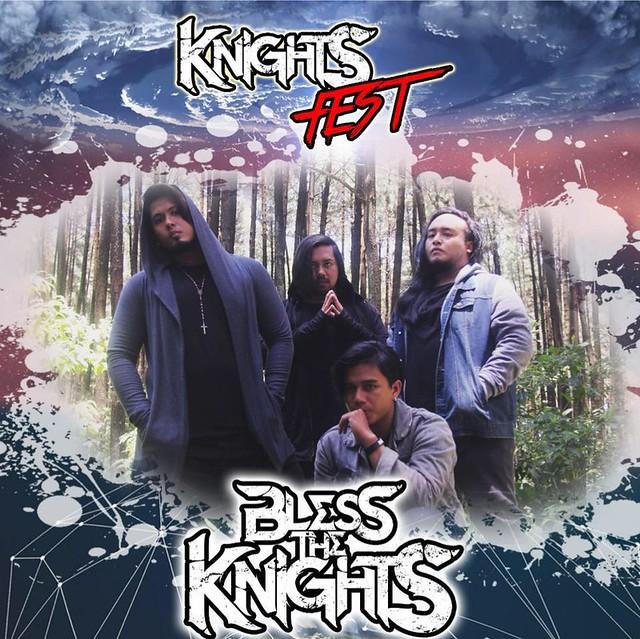 """印尼金屬樂團 Bless The Knights 釋出新曲影音 """"Dunamous"""" 1"""
