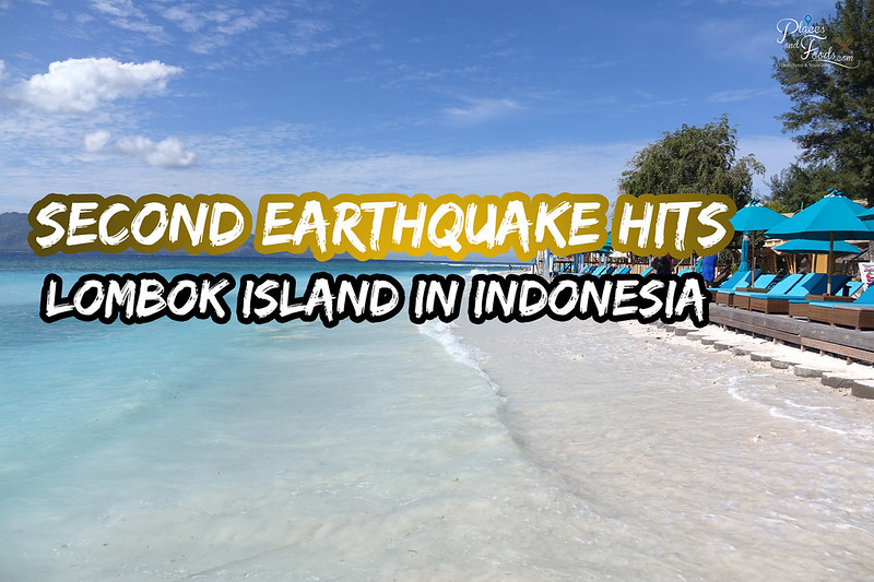 2nd earthquake lombok