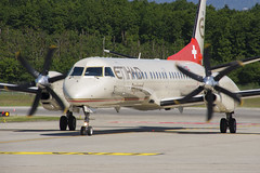 Etihad Regional (Darwin Airline) Saab 2000 HB-IYD