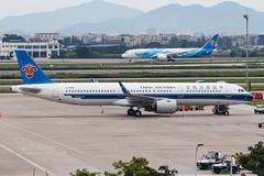CHINA SOUTHRN A321neo B-8368 002