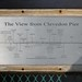 013-20180221_Gordano District-Somerset-Clevedon Pier-information plaque illustrating view from end of Pier