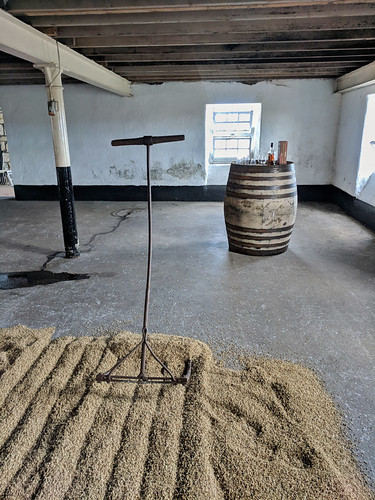 Benriach Distillery Tour