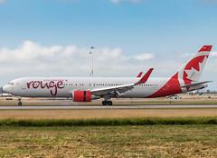Air Canada Rouge B767-300er