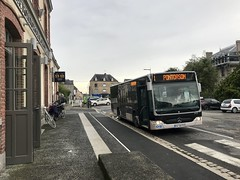 Mercedes-Benz Citaro 3112 – Pontorson to Mont Saint-Michel