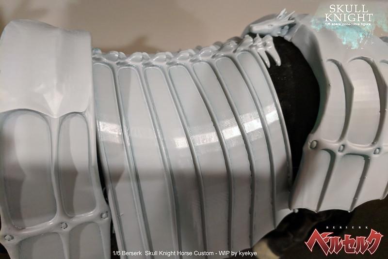 1/6 scale horse armor custom for Skull knight from [Berserk] 29182139907_d99e8bf277_c