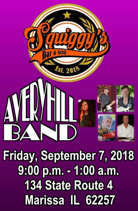 Avery Hill 9-7-18