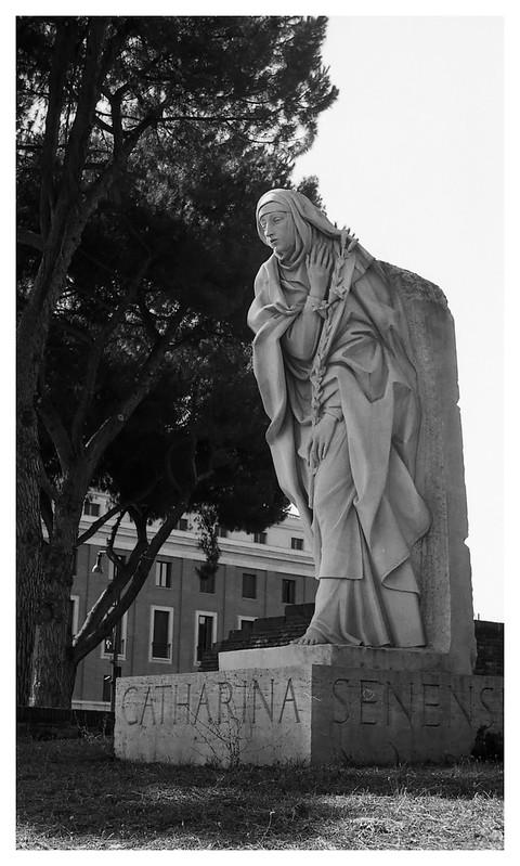 Rome Catharine Siena