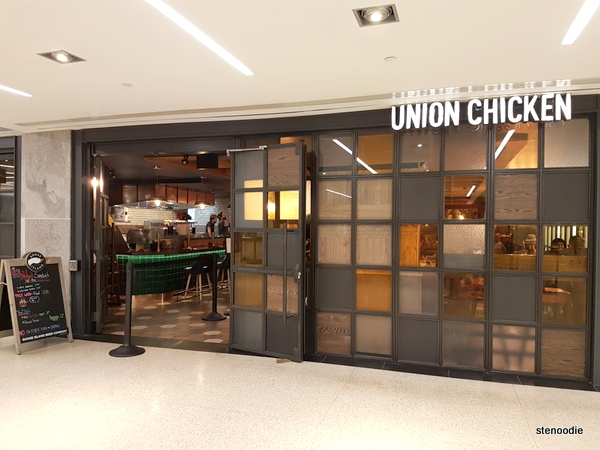 Union Chicken at Union Station