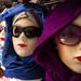 A Shop Selling Hijabs In Bukhara, Uzbekistan