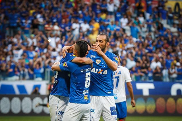 Cruzeiro 1 x 1 Bahia 19/08/2018