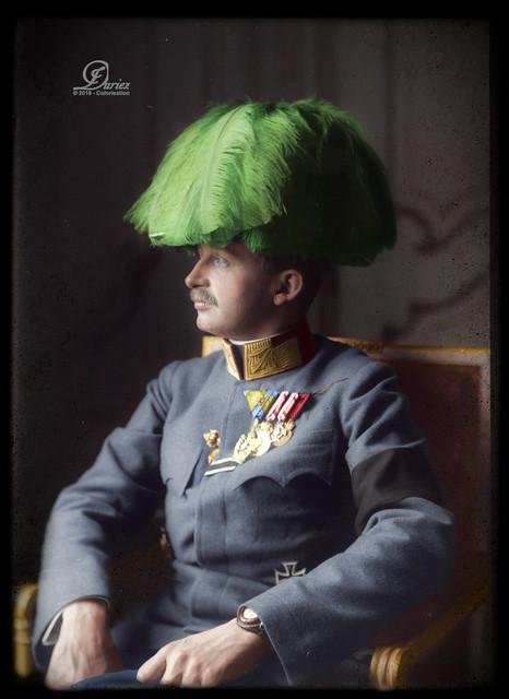 Charles François Joseph de Habsbourg-Lorraine (Karl Franz Josef von Habsburg-Lothringen)