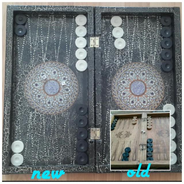 #backgammon restoration