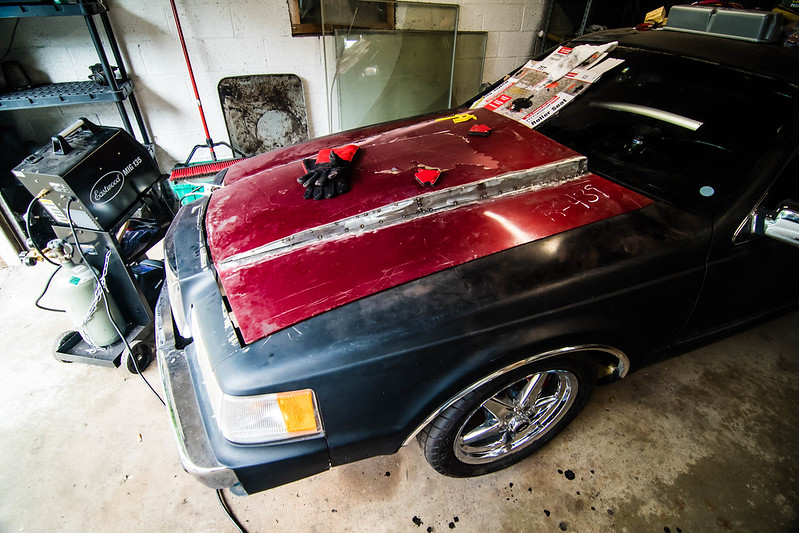 The Forgotten Fox Body, Turbo Lincoln Mark 7 - The BangShift