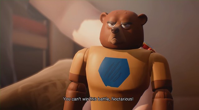 The Awesome Adventures of Captain Spirit - Power Bear