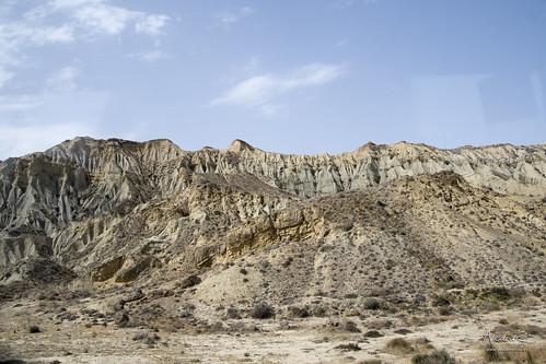 N-16, Rocade Mediterranee, Costa, Provincia de Driouch, Marruecos