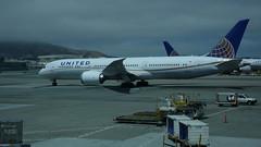 Boeing 787 Dreamliner - United Airlines - N26970
