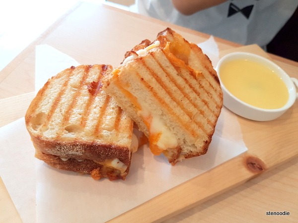Grilled Trio Sandwich