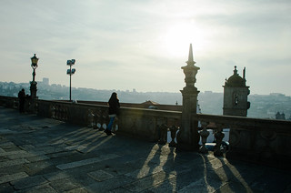 Girl on the Belvedere