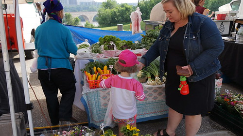June 23, 2018 Mill City Farmers Market