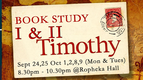 book of timothy