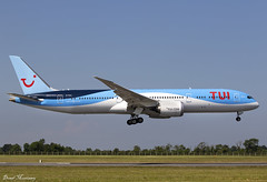 TUI Airways 787-9 G-TUIJ