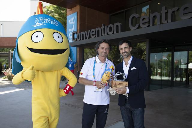 Jocs Mediterranis Tarragona 2018