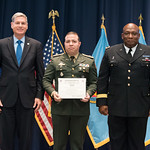 Fri, 07/27/2018 - 14:25 - On July 27, 2018, the William J. Perry Center for Hemispheric Defense Studies hosted a graduation ceremony for its 'Defense Policy and Complex Threats' and 'Cyber Policy Development' programs. The ceremony and reception took place in Lincoln Hall at Fort McNair in Washington, DC.