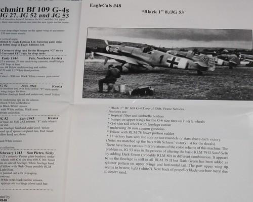 Messerschmitt Bf109G-6, Revell 1/32 43092419634_cb59a06a54