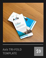 Tri-fold-Axis