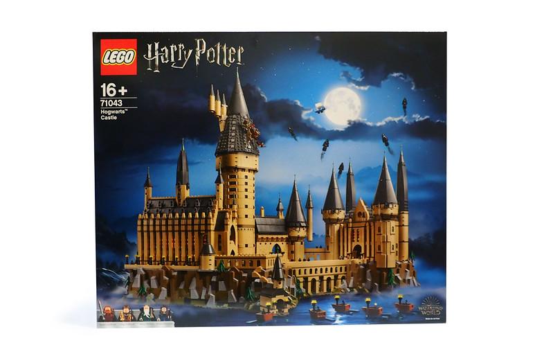 LEGO Harry Potter Hogwarts Castle 71043 box-front