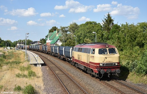 Ascherslebener Verkehrs Gesellschaft 217 002, Eickendorf, 25-7-2018 17:01
