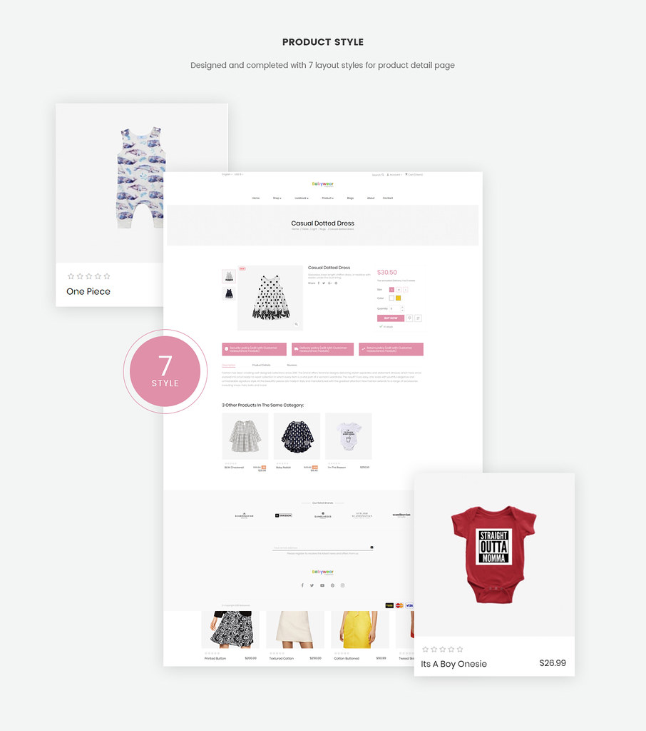 7+ product detail page layouts-pagebuilder