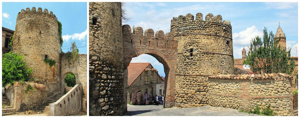 Fortress Gate, Signaghi