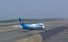 China Southern Boeing 787-9 Dreamliner B-1169 test flight Paine Everet