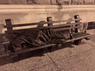 Homeless Jesus | by bkmcneal