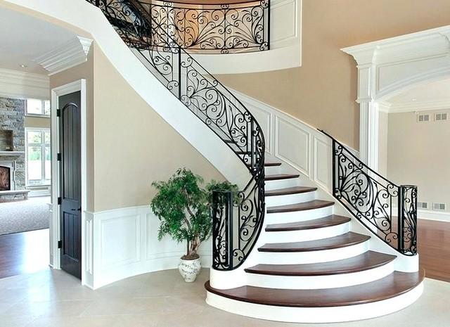 Interior Ladder Stair Design