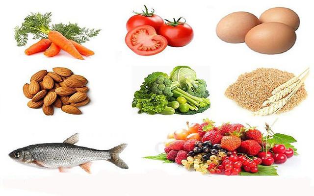 không cung cấp thực phẩm bổ dưỡng