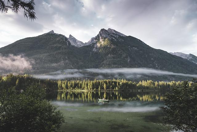 Hintersee, Bavaria, Fujifilm X-Pro2, XF16-55mmF2.8 R LM WR