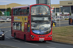 DB08271 LK62DTV 2018-08-14 TUE LONDON HEATHROW AIRPORT