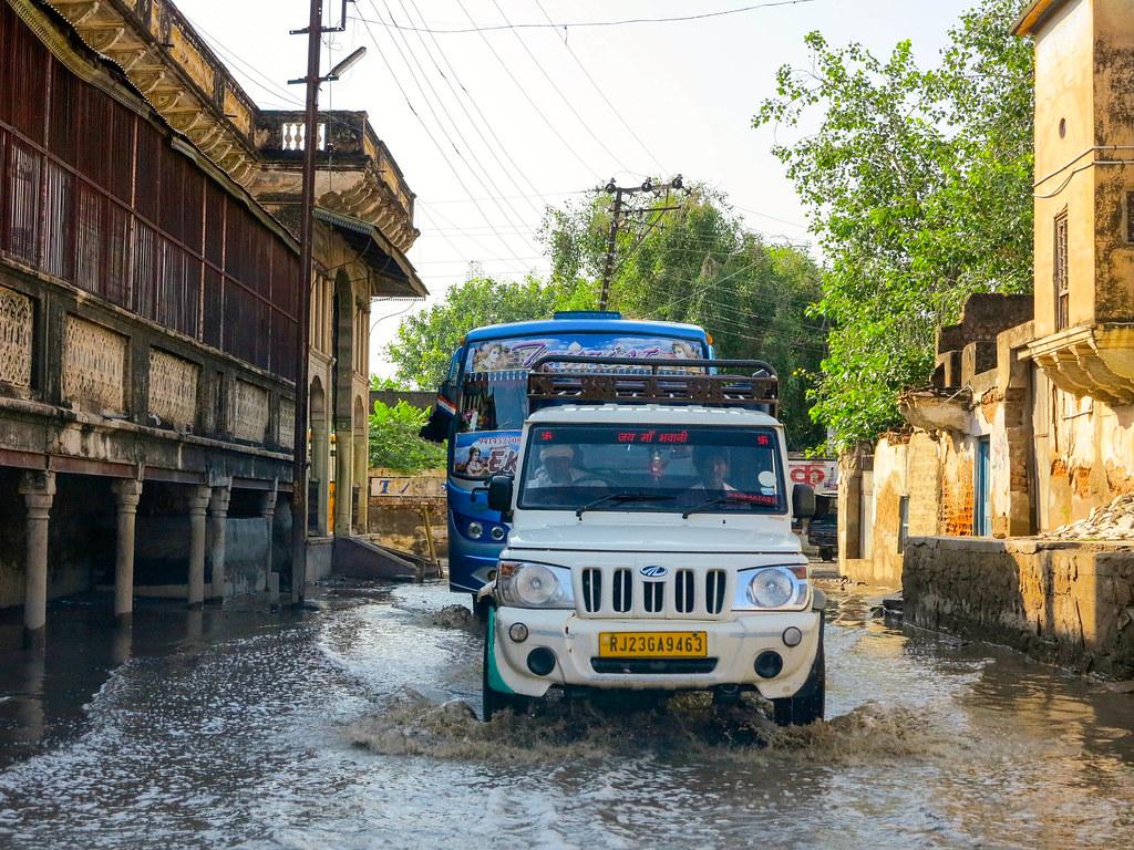 Camino a Bikaner